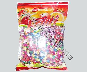 FRUTI ASSORTED CANDY