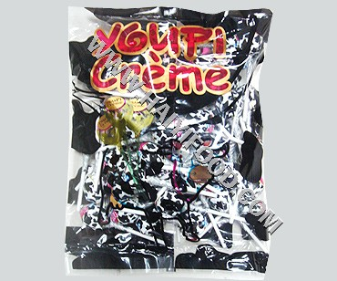 YOUPI CREME LOLLIPOP