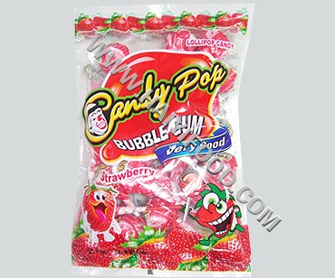 CANDY POP BUBBLE GUM