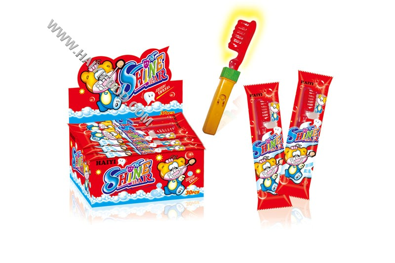 LIGHT TOOTHBRUSH CANDY